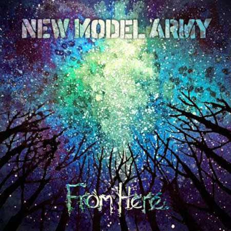 New Model Army disco