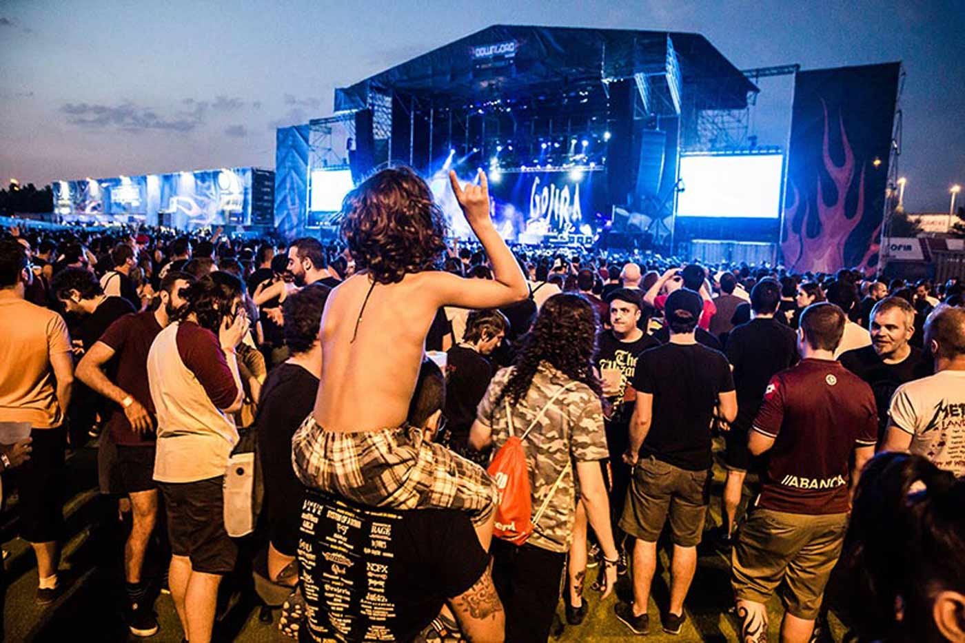 El Download Festival Madrid no se celebrará en 2020