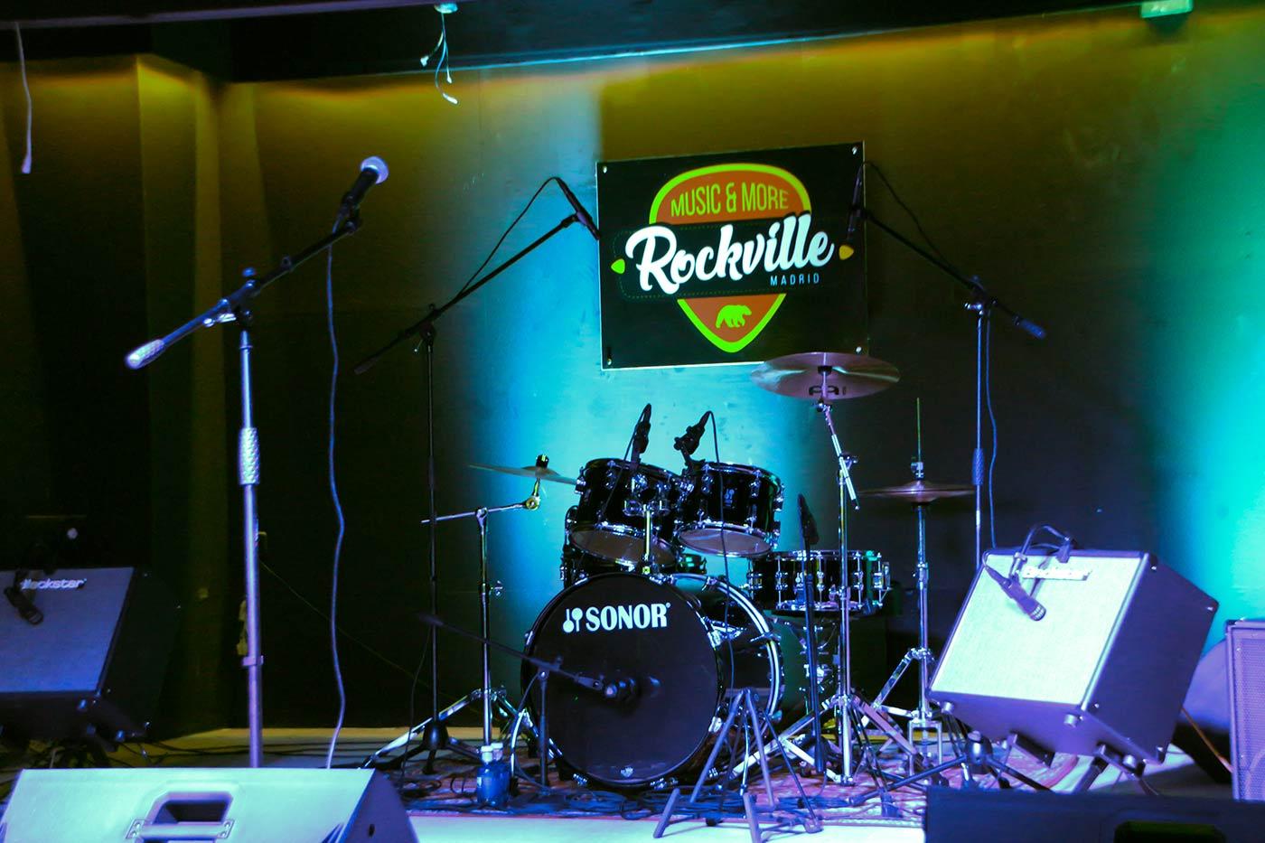 Nace un nuevo espacio de conciertos en Madrid, la sala Rockville