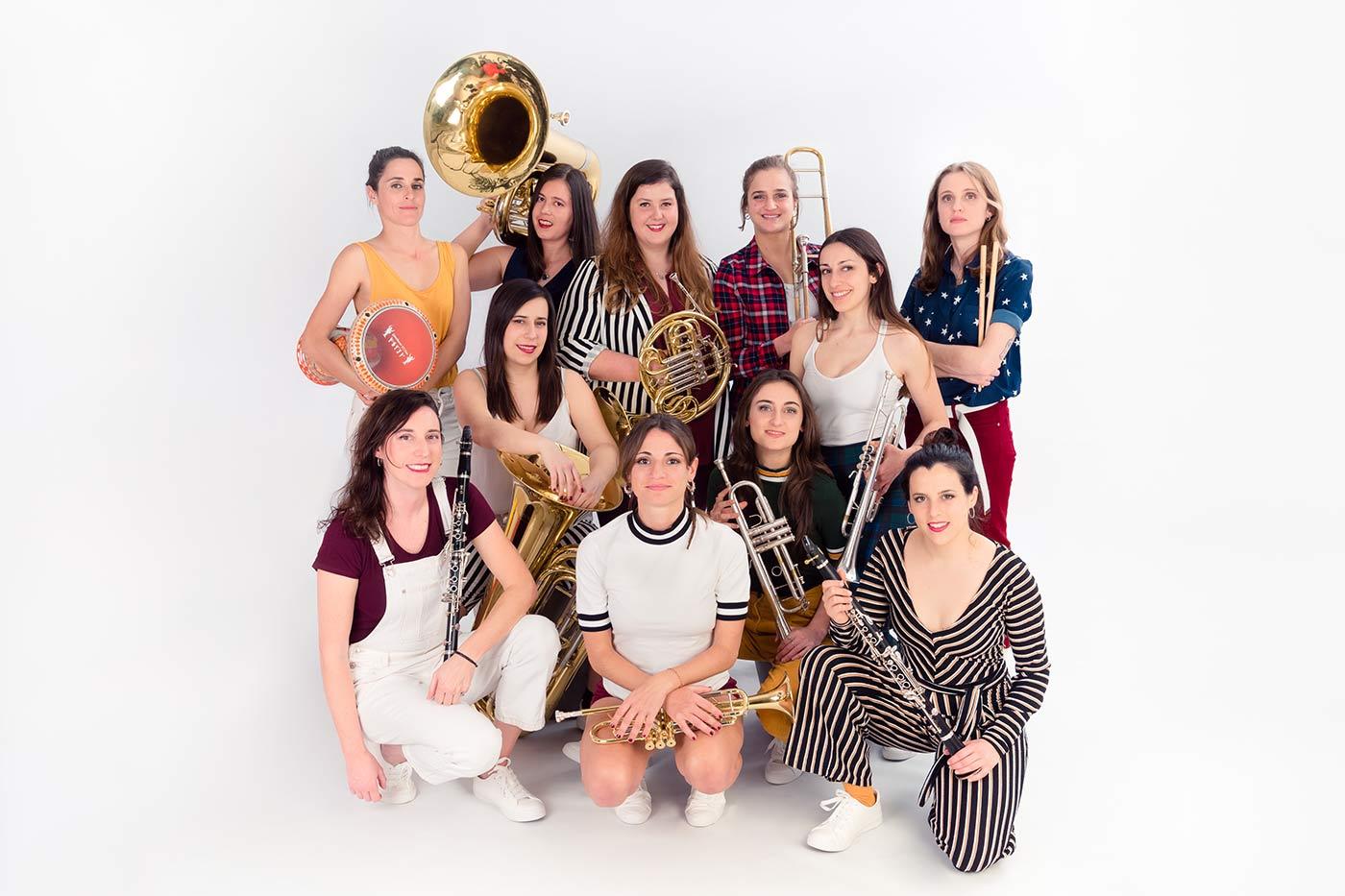 Estrenamos en exclusiva videoclip de Balkan Paradise Orchestra