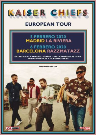 cartel kaiser chiefs
