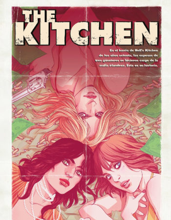 the kitchen Ollie Masters Ming Doyle