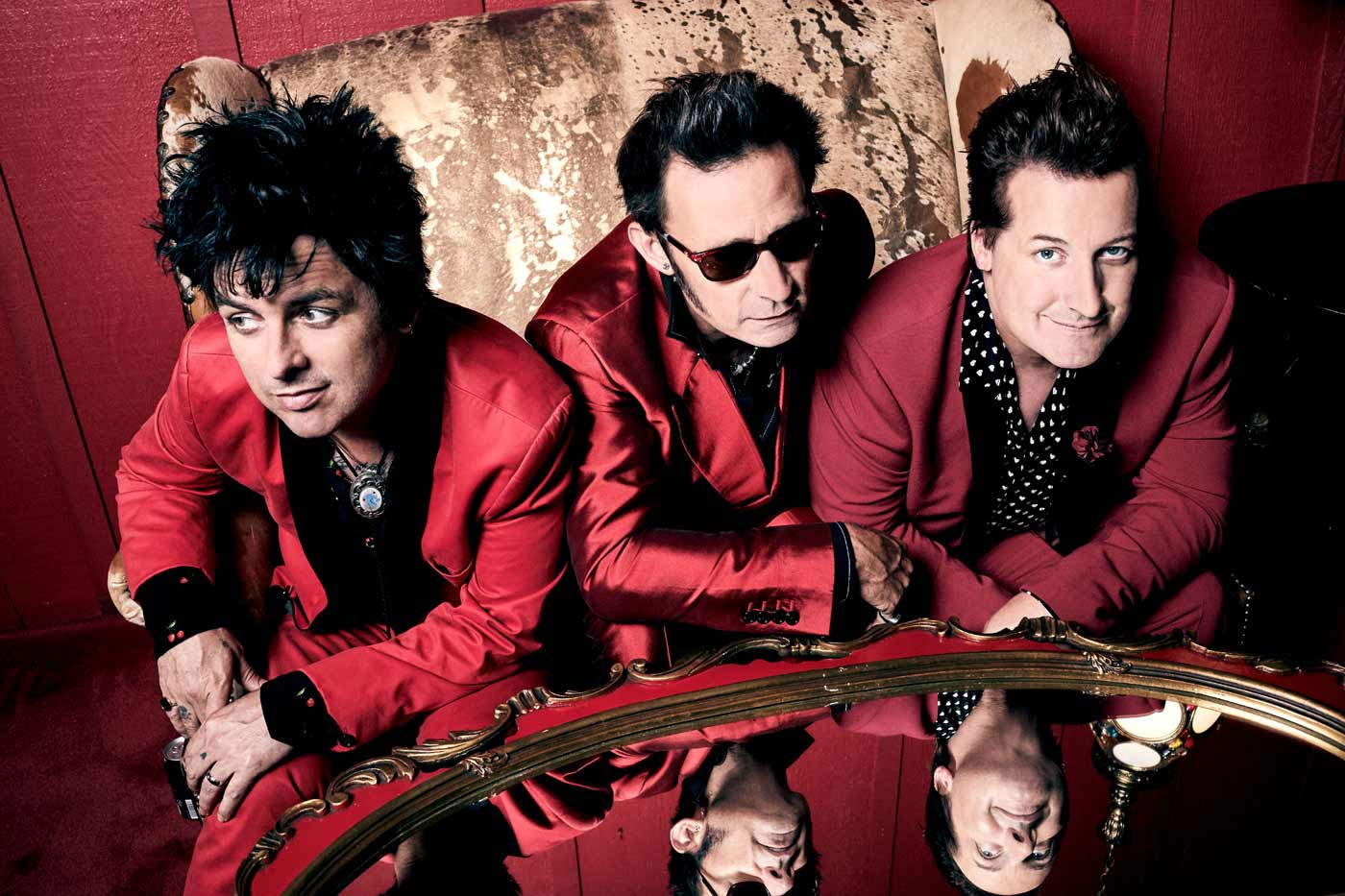 Green Day encabezará el cartel del MTV World Stage Sevilla