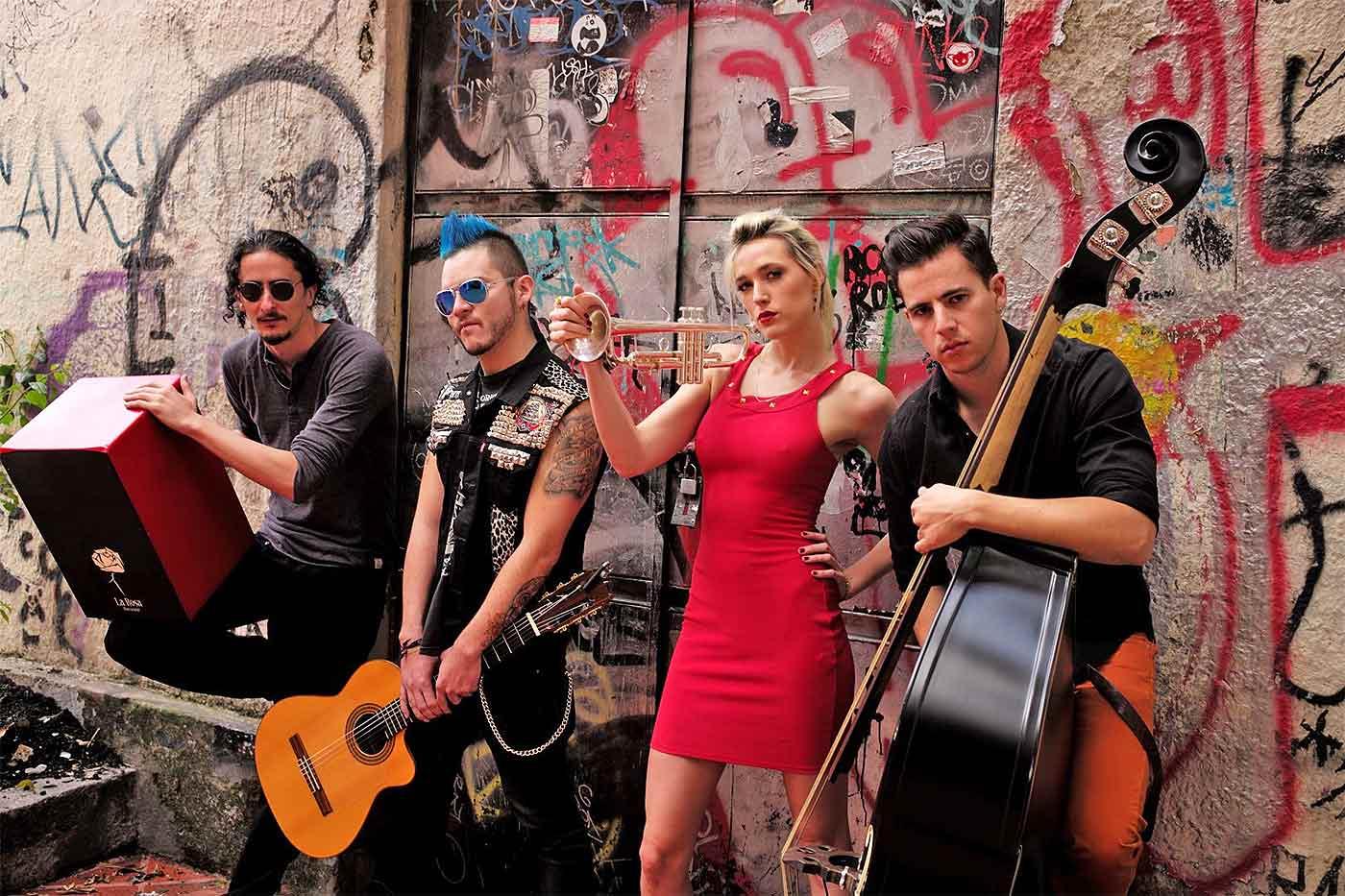 """""""El sonido de tu voz"""" es el nuevo videoclip de Jenny and the Mexicats"""
