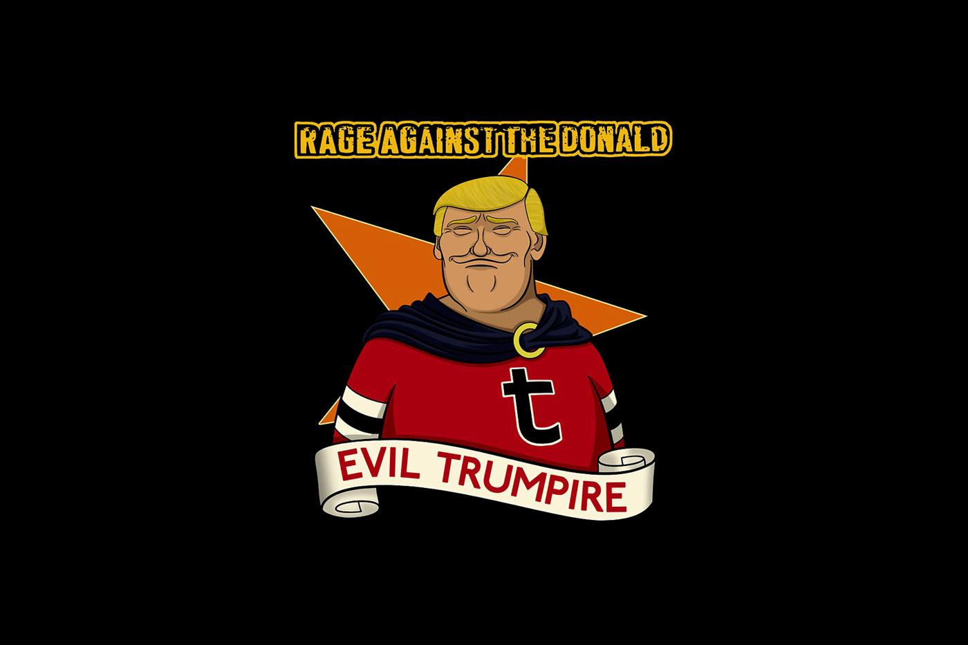 Rage Against Trump