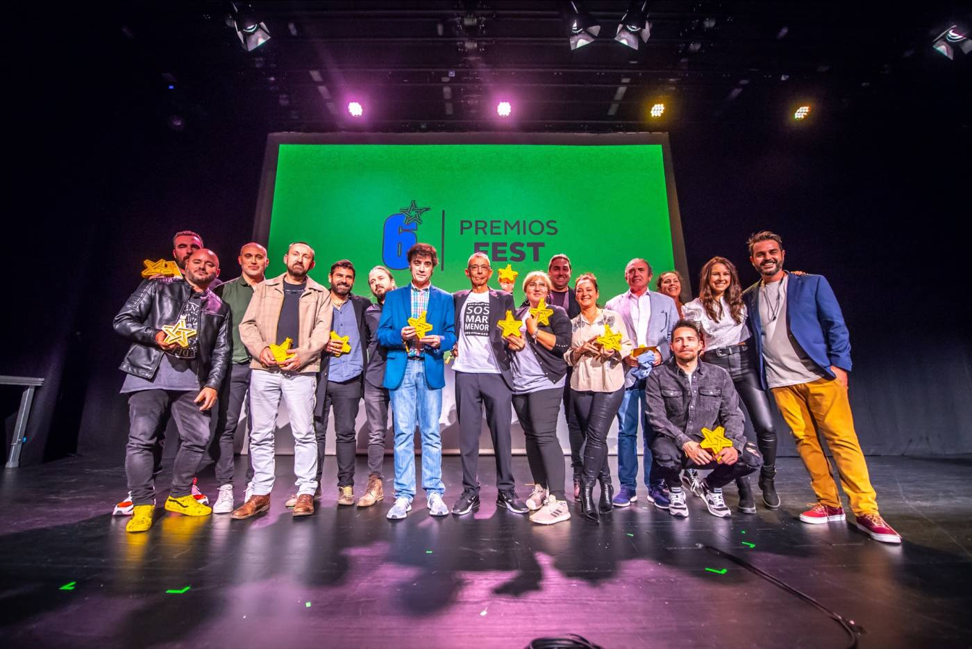 Ya tenemos a los ganadores de la VI edición de los Premios Fest