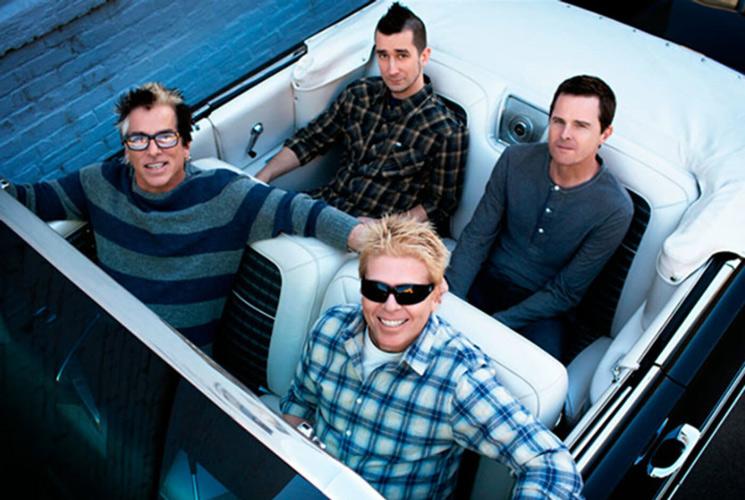 The Offspring publicarán nuevo disco en 2020