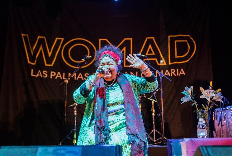 Womad Las Palmas 2019 Viernes Dona Onete Hara Amorós