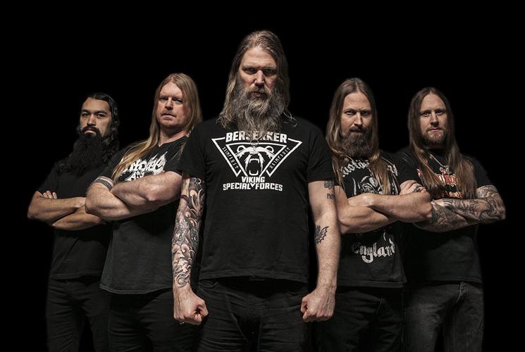 La gira de Amon Amarth aterriza en España