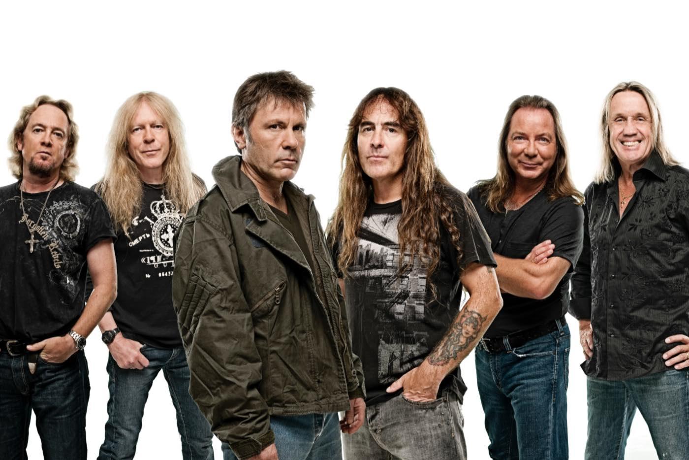 Iron Maiden tocarán en Barcelona el 25 de julio de 2020