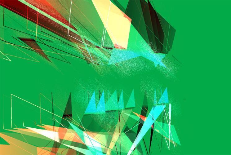 Miguel Gil Tertre presenta su nuevo directo, que combina electrónica y efectos 3D