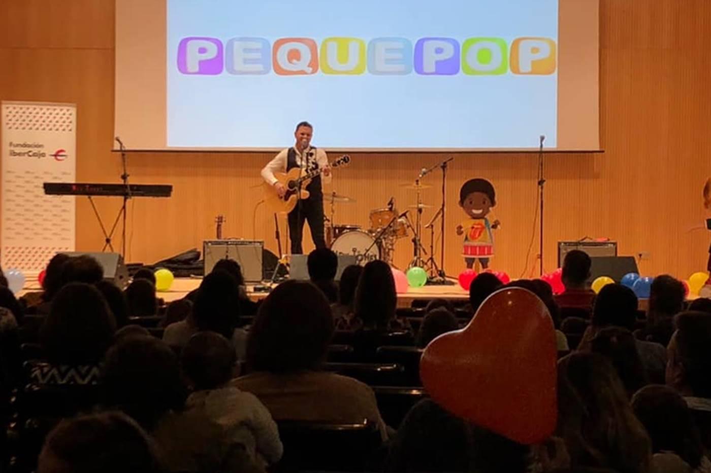 Huesca y Zaragoza acogen la 9ª edición del Pequepop