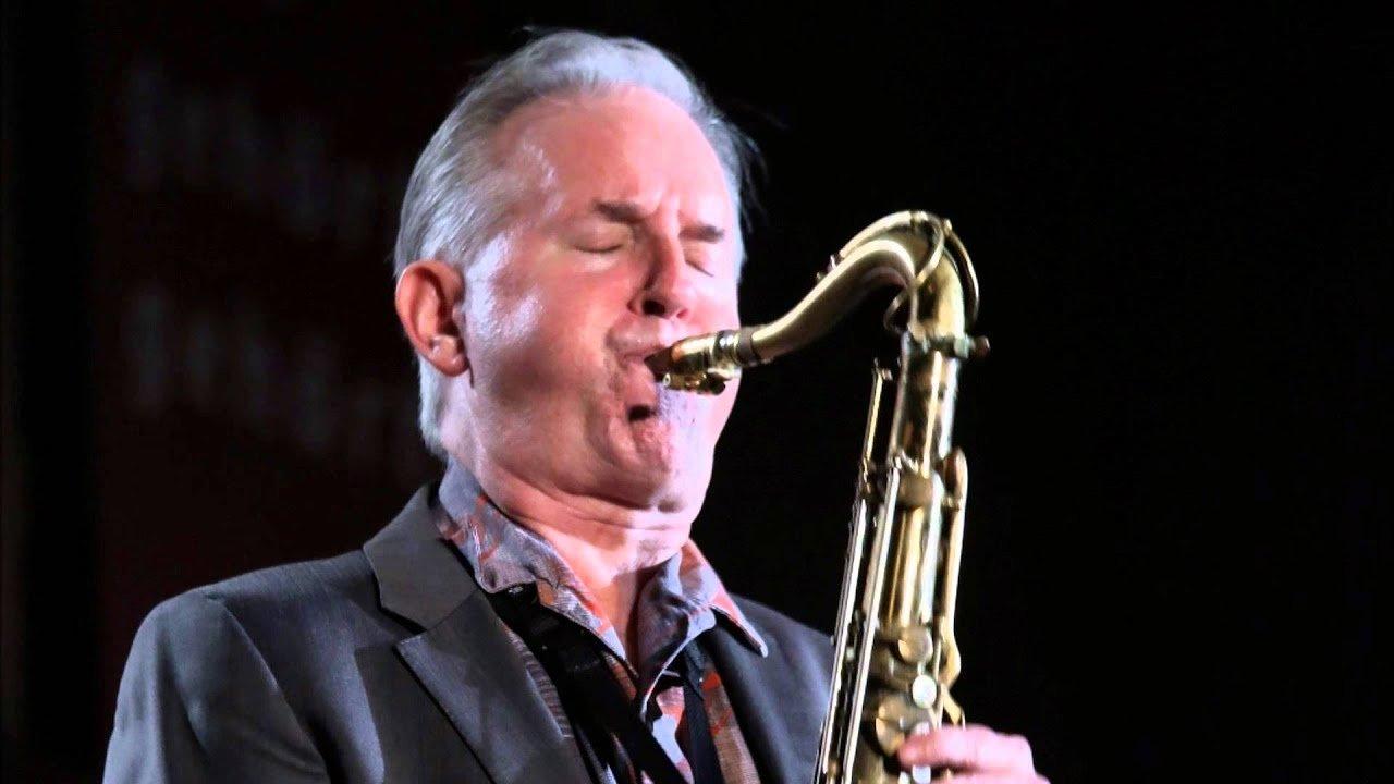 La leyenda del jazz Scott Hamilton, en Cantabria