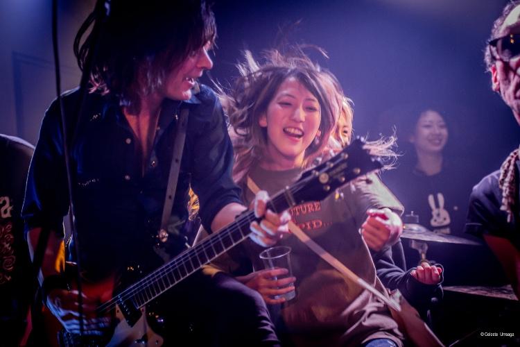 Diario de la gira de Capsula en Japón