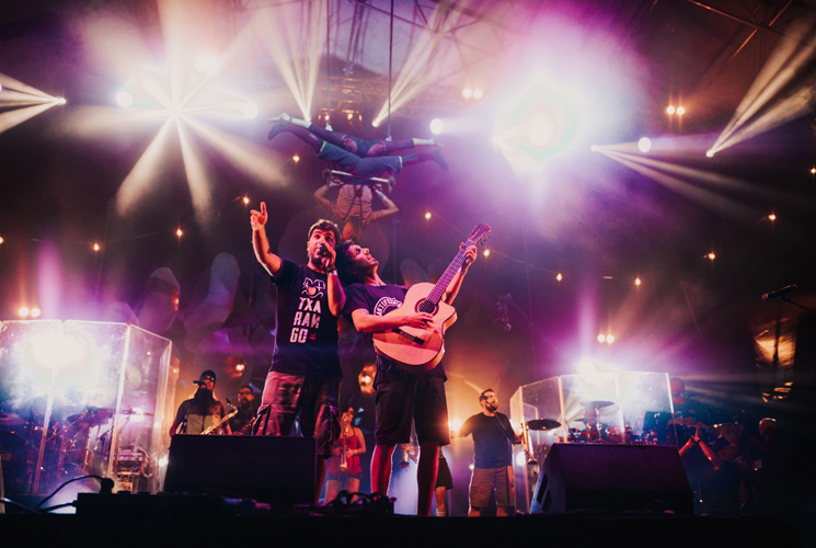 Txarango dicen hola y adiós: en 2020 lanzan nuevo disco y arrancan su última gira