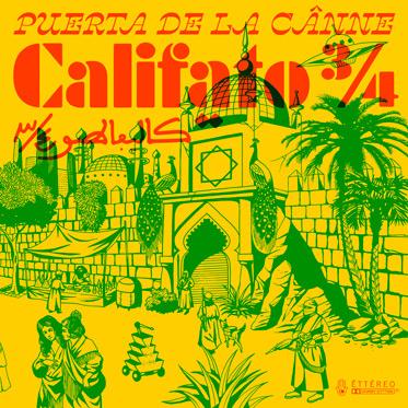 Califato 3/4 Puerta de la Cânne