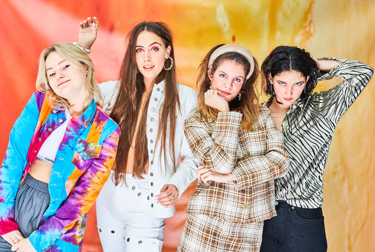 "Hinds regresan con nuevo single y videoclip, ""Riding Solo"""