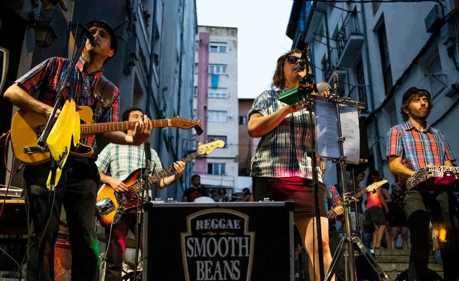 El reggae y el ska toman Santander en el II Smooth Beans Jamboree