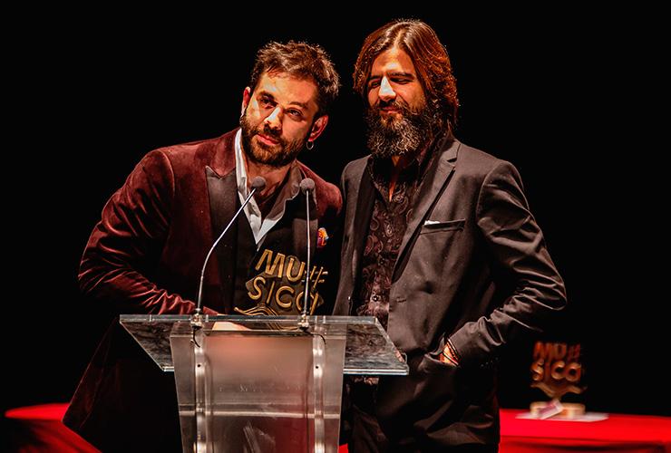 Palmarés Premios Murcia Música 2019