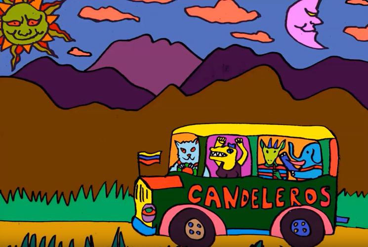 """Candeleros estrenan vídeo, entre la animación y el stop motion, para """"En Busca del Buku"""""""