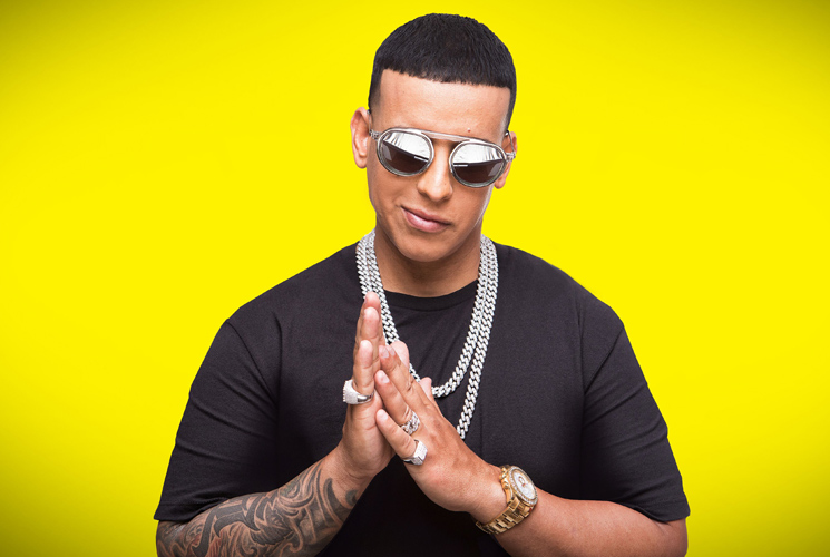 Daddy Yankee Arenal Sound