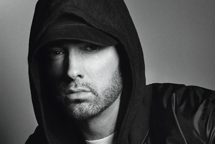 Eminem lanza disco por sorpresa (otra vez)