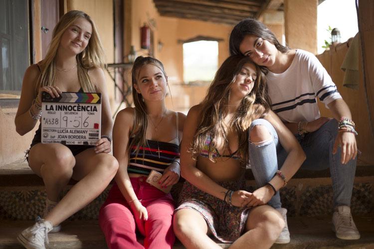 """Entrevistamos a la directora Lucía Alemany con motivo del estreno de """"La innocència"""""""