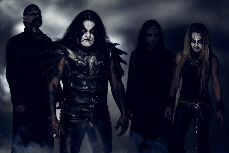 Abbath traen su gélido black metal a Barcelona y Madrid