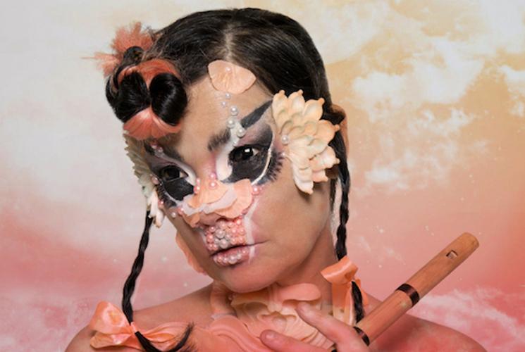 """Björk recitará a Machado en """"Kick i"""", el nuevo disco de Arca"""