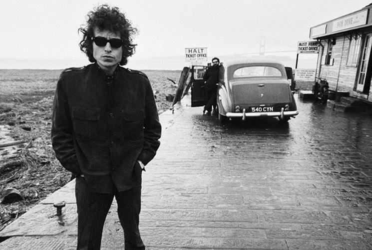 "Timothée Chalamet será Bob Dylan en el biopic ""Going Electric"""
