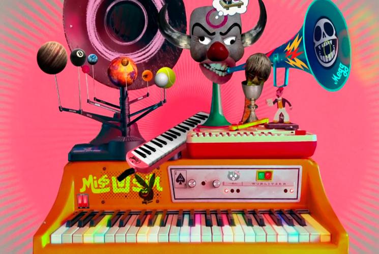 Gorillaz lanzan esta semana un nuevo single con Slaves y slowthai