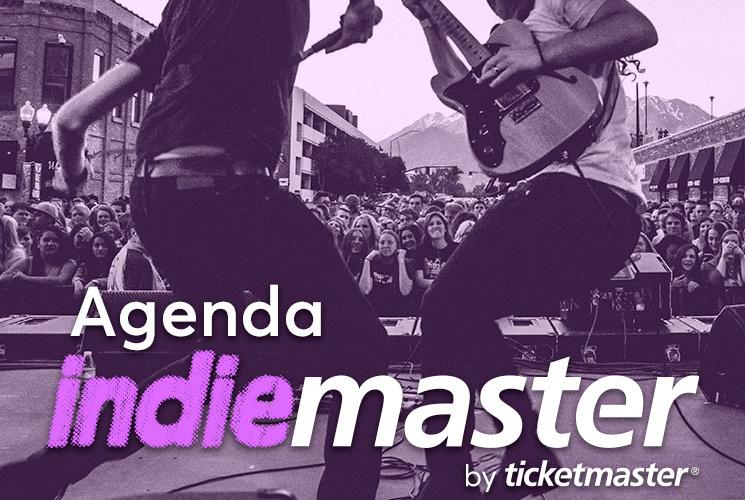 Febrero llega con la agenda indiemaster para que no te pierdas ningún concierto