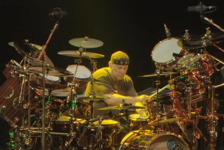 Miembros de Tool, Primus y Mastodon homenajean a Neil Peart (Rush)