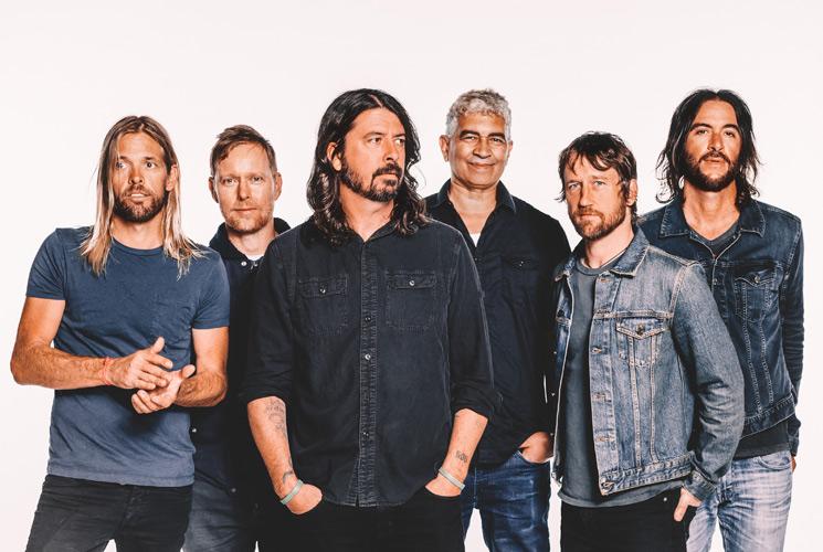 Agotadas las entradas para el concierto de Foo Fighters en Valencia
