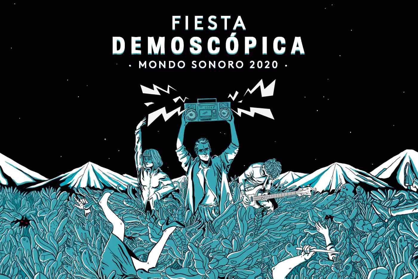 Fiesta Demoscópica Mondo Sonoro 2020