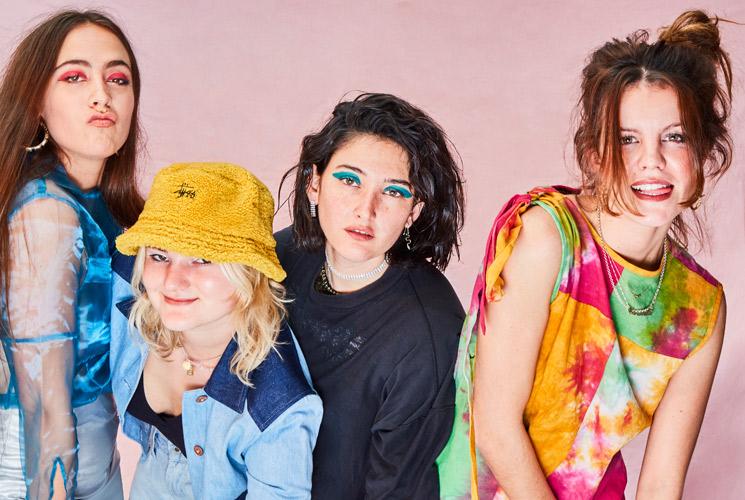 Hinds estrenan single y anuncian los detalles de su nuevo disco