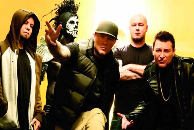 Limp Bizkit actuarán en Madrid el 26 de agosto