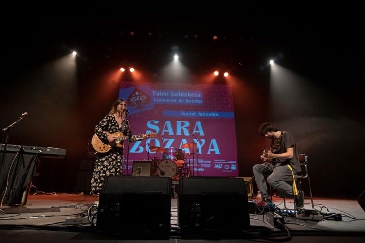 La 8ª edición de Rockein vuelve en busca de los jóvenes talentos musicales de Euskadi y Navarra