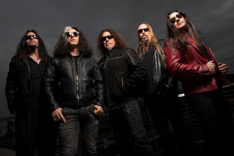 """El thrash metal de Bay Area, de gira con """"The Bay Strikes Back"""""""
