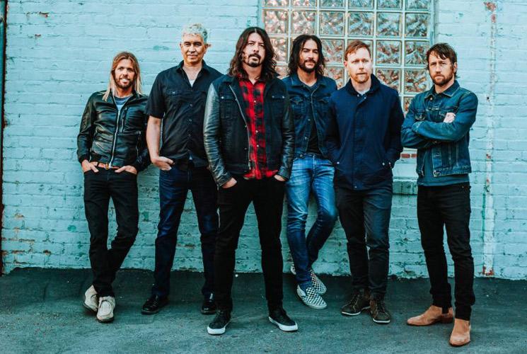 Dave Grohl confirma que el nuevo álbum de Foo Fighters está terminado