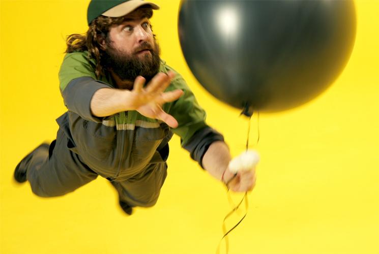 """Estrenamos el nuevo videoclip de Pictish Trail, """"Lead Balloon"""""""