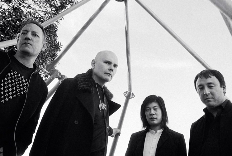 "The Smashing Pumpkins anuncian una serie animada, ""In Ashes"""