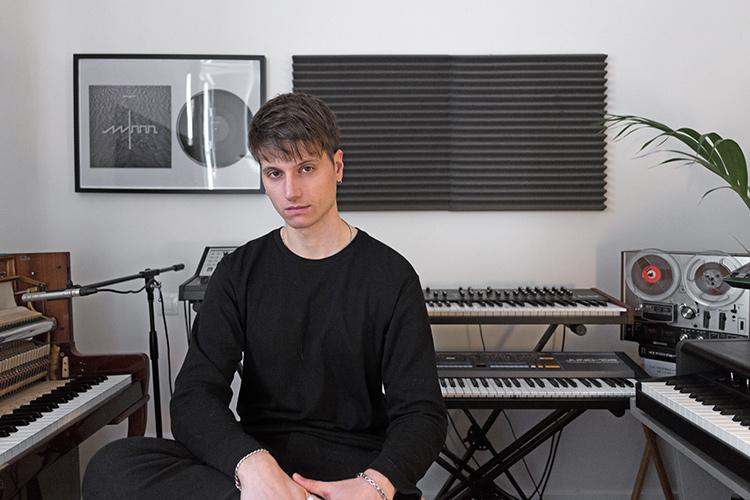 """""""Me gustaría convertir la composición de bandas sonoras en mi nueva profesión"""""""