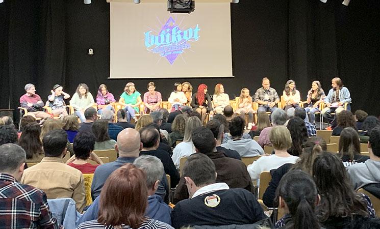 """Boikot comparten el documental de """"Alma Guerrera, ni una menos"""""""