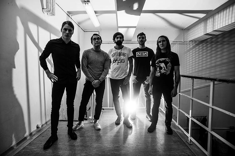 Deafheaven anuncian un álbum en directo para hacer frente a las cancelaciones