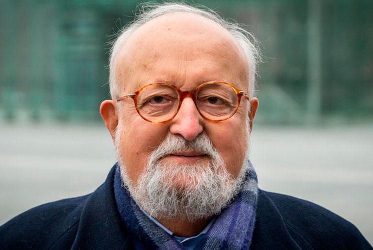 Fallece Krszystof Penderecki, un referente para el rock de vanguardia