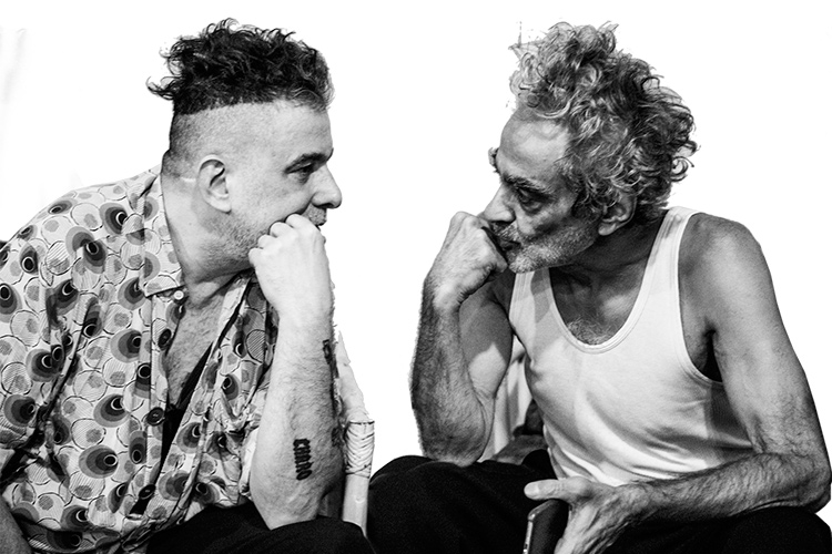 "Daniel Melingo y Andrés Calamaro presentan ""El blues rebétiko de 7 vidas"""