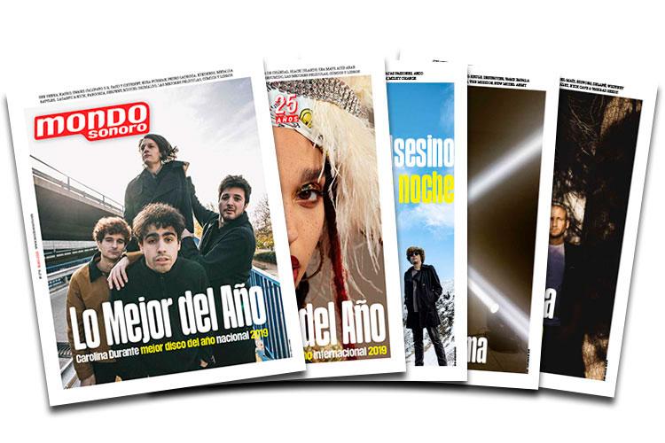 Mondo Sonoro publicará un número de difusión digital en abril