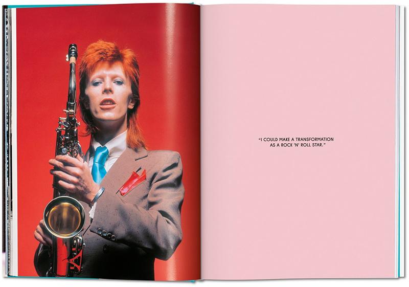 Bowie Mick Rock