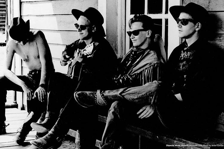 "Depeche Mode, treinta años de ""Violator"""